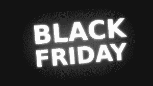 SMS para oferta Black Friday